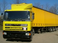 Drive a 44 Ton Articulated Lorry