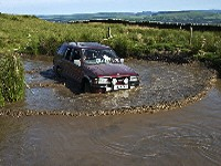 Exclusive  Full Day Off Road Driving - UK wide