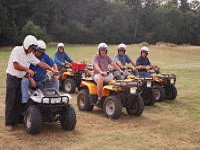 Junior Quadbiking in North West London for Four