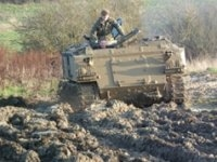 Military Vehicle Driving Experience picture