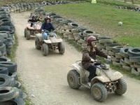 Quad Biking in Glorious Devon