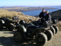 Monster Quad Trek for two people
