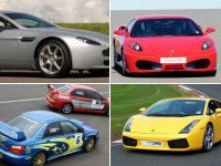 3 Supercars PLUS Rally Experience
