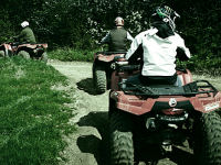 1-1 30 minute Quad Bike Introduction - Adult